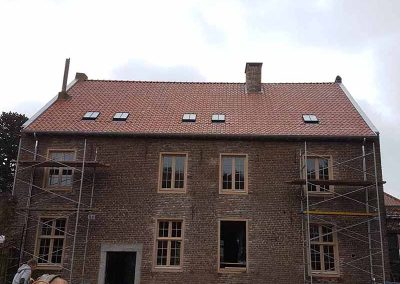 Hellend dak Ophoven