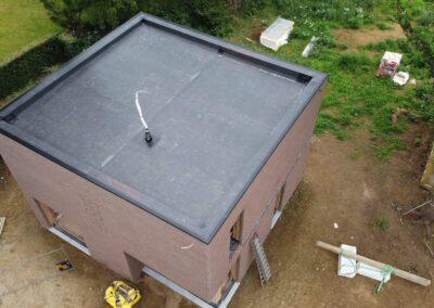 Plat dak Lummen